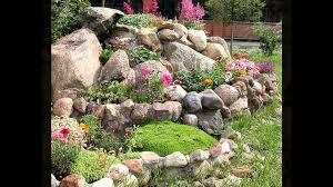 Rock Gardens Beautiful Cactus Rock Garden