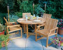 Wooden Patio Dining Sets - furniture 20 incredible images diy outdoor dining chairs diy