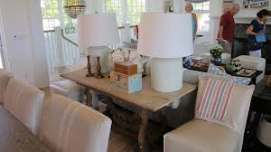 Coastal Living Dining Rooms Nautical By Nature Coastal Living Showhouse Kitchen Living Room