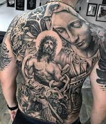 60 catholic tattoos for religious design ideas
