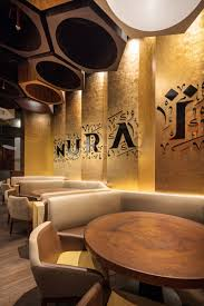 Nu Interiors Case Study 4space Interiors Designs Nurai Restaurant In Dubai