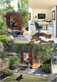 amazing and cool outdoor office ideas
