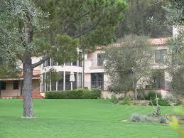file getty villa ranch house jpg wikimedia commons