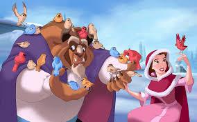 reading belle beauty u0026 beast story book disney princess