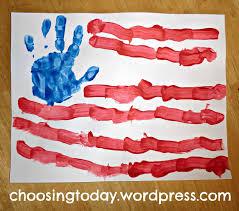 Th Flag Preschool 4th Of July Crafts Siudy Net