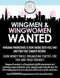 Summer Entertainment Internships - marketing and event coordination internship in chicago il united