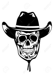 vector illustration cowboy royalty free cliparts vectors and