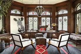 eclectic home designs 15 motivational eclectic home office designs you ll want to work in