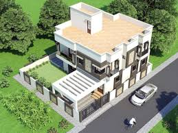 two storey house proposed two storey house with top view home design pakistan front