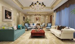 beautiful luxury european style living room design interior design