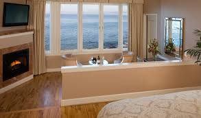 Fireplace Inn Monterey by Monterey Bay Accommodations With Water Views Spindrift Inn