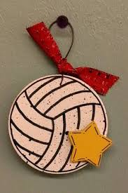 volleyball christmas ornaments christmas pinterest