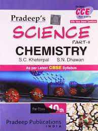 buy pradeep u0027s science chemistry for class x part ii book online