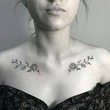 collar bone meaning ideas designs small
