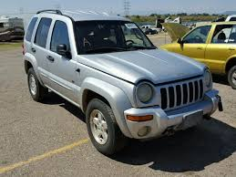 silver jeep liberty interior used 2002 jeep liberty li car for sale in ghana auctionexport