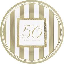 50th anniversary plate personalized 36 best 50th anniversary images on 50th anniversary