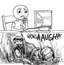 Computer Reaction Meme - my reaction whenever i read a 12 year old girl s facebook wall