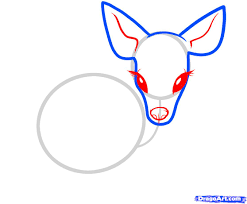 how to draw a baby deer baby deer step by step forest animals