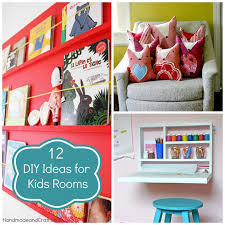 Decoration For Kids Room by 12 Diy Ideas For Kids Rooms Diy Home Decor