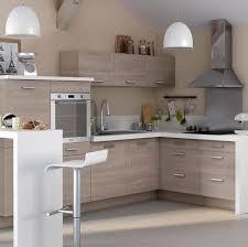 castorama cuisine amenagee cuisine equipee en chene cuisine installee meubles rangement