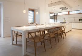ilot cuisine table a manger cuisine b3 ain réalisation bulthaup espace de vie pontarlier 25