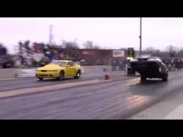 Black Fox Body Mustang Boostedgt Vs Black Fox Body Mustang Monster Wheelie All The Way