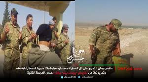 Us Commandos Enter Eastern Syria And Kill Senior Isis by Day Of News On The Map August 28 2016 Map Of Syrian Civil War