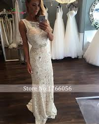 Aliexpress Com Buy Lamya Vintage Sweatheart Lace Bride Gown Online Get Cheap Luxury Lace Wedding Dresses Plus Size Aliexpress