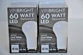 gu24 base led light bulb led light bulb 60 watt replacement gu24 base a19 warm 800 lumens ebay