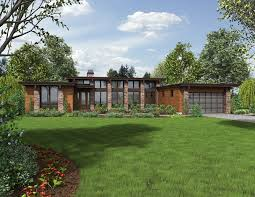 contemporary modern home plans kelso 5173 4 bedrooms and 2 baths the house designers