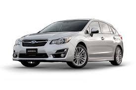 subaru hatchback impreza 2017 subaru impreza 2 0s awd 2 0l 4cyl petrol automatic hatchback