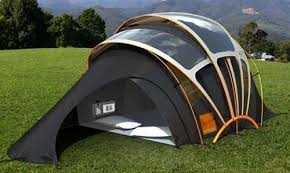 air conditioned tent best cing solar panels