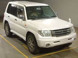 mitsubishi pajero io 2000 kar men ltd used u0026 new cars exporter