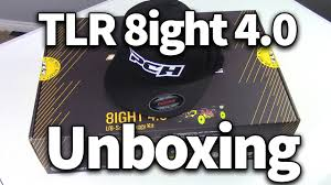 losi 8ight t manual unboxing tlr 8ight 4 0 1 8 nitro buggy youtube