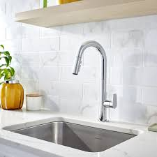 kohler kitchen faucet reviews kitchen faucets aquasource pull kitchen faucet reviews gold