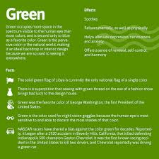effect of color on mood the psychology of green classroom pinterest psychology