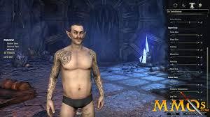 Elder Scrolls Online no gear MMOs com