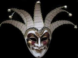 venetian jester mask 120 joker black gold venetian masquerade mask