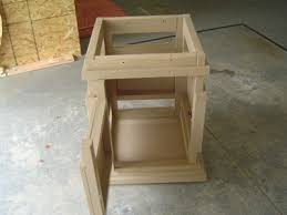 how to build a fire pit table how to make a wood table into an outdoor fire pit with glassel