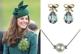 earrings kate middleton royal tour 2014 kate middleton will dazzle in diamonds and pearls