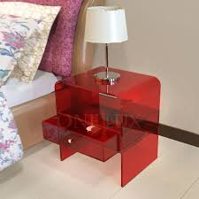 Buy Cheap Furniture Lucite Bedside Table Popular Lucite Furniture Buy Cheap Lucite