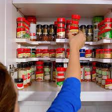 Stackable Kitchen Cabinet Organizer Kawachi Plastic Kitchen Rack K221 Kitchen Racks U0026 Shelves
