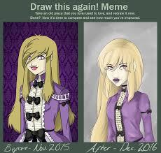Fruitcake Meme - improvement meme ohoho by casey the fruit cake on deviantart