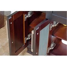 bathroom vanities 40 inch bellaterra home 604023b single sink bathroom vanity soft close