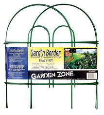 Decoration Metal Pour Jardin Amazon Com Origin Point 043210 Gard U0027n Border Round Folding Fence