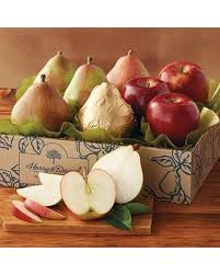 friut baskets new savings on pears and apples gift gift baskets fruit baskets