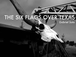 How Many Flags Flew Over Texas The Six Flags Over Texas By Gabriel Soto