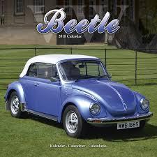 volkswagen beetle 2017 blue vw beetle calendar calendars 2017 2018 wall calendars car