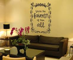 Mirrors On The Wall by Vinyl Wall Decal Sticker Mirror Mirror On The Wall Os Dc619