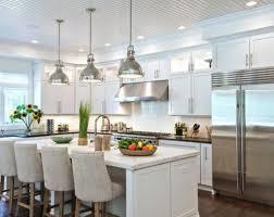 Flush Ceiling Lights For Kitchens Top 52 Terrific Semi Flush Mount Kitchen Lighting 3 Light Ceiling